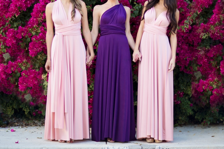 Bridesmaids_Convertible Dress